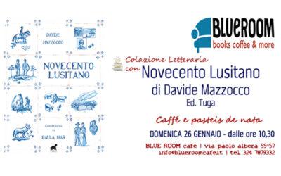 26 GEN | Novecento Lusitano | Davide Mazzocco