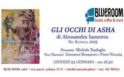 23 GEN | Gli occhi di Asha | Alessandra Iannotta