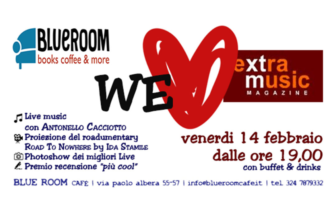 14 FEB | WE love EXTRA | The Party