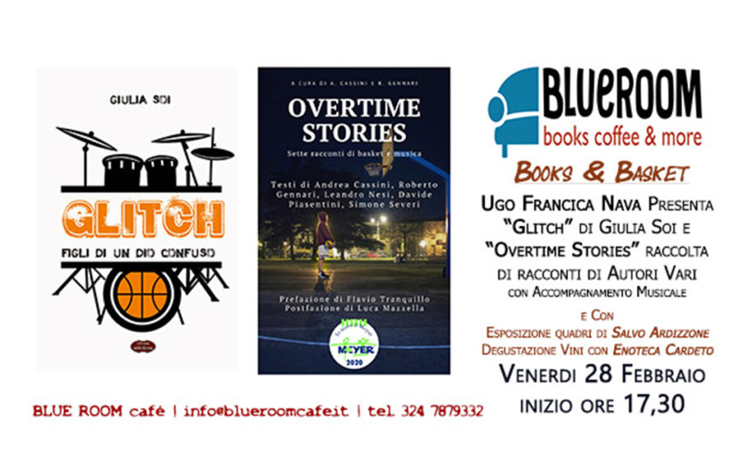 28 FEB | Books & Basket | libri e pallacanestro