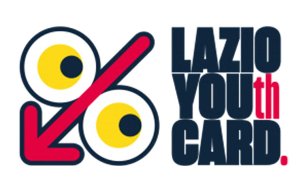 Lazio Youth Card: buono libro da 10€