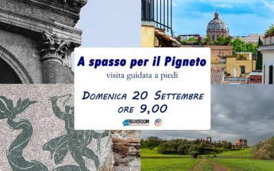 20 SET | VISITA GUIDATA  A spasso per il Pigneto