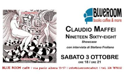 3 OTT | NINENTEEN SIXTY-EIGHT | Claudio Maffei