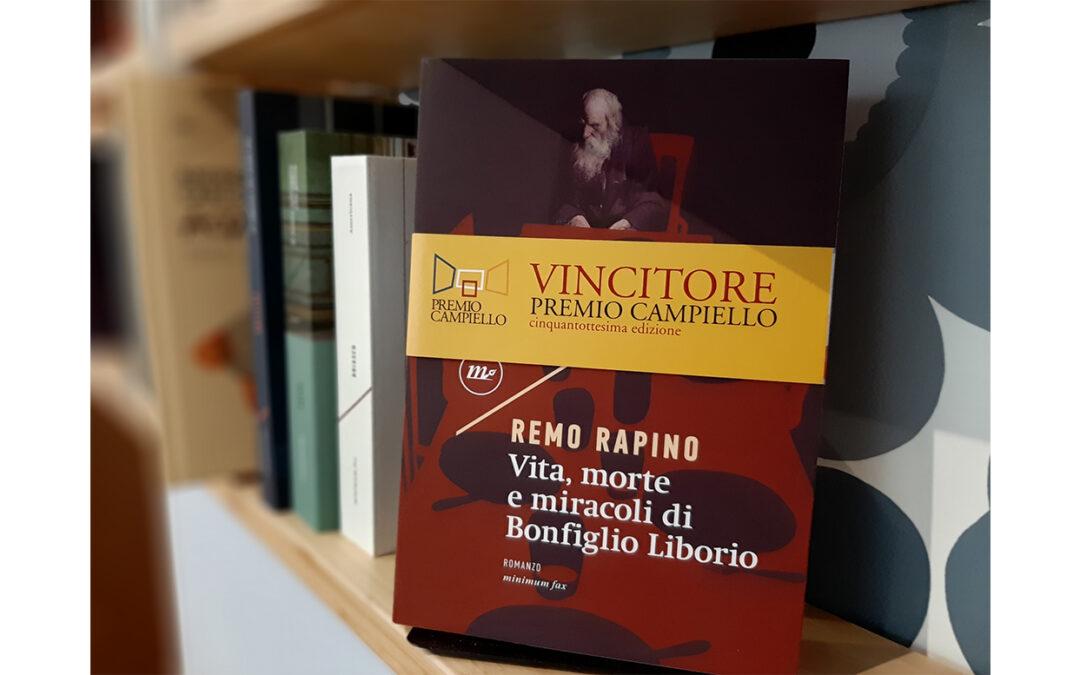 VITA MORTE E MIRACOLI DI BONFIGLIO LIBORIO | Remo Rapino