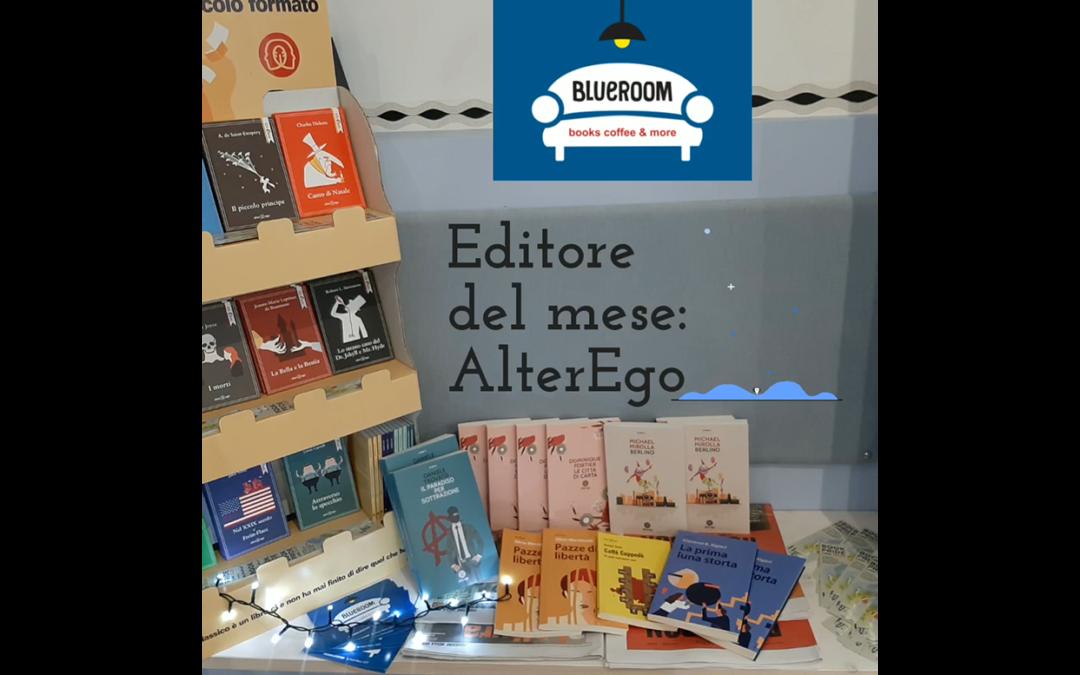 ALTER EGO   Editore del Mese