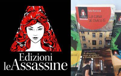 LE ASSASSINE | Editore del mese