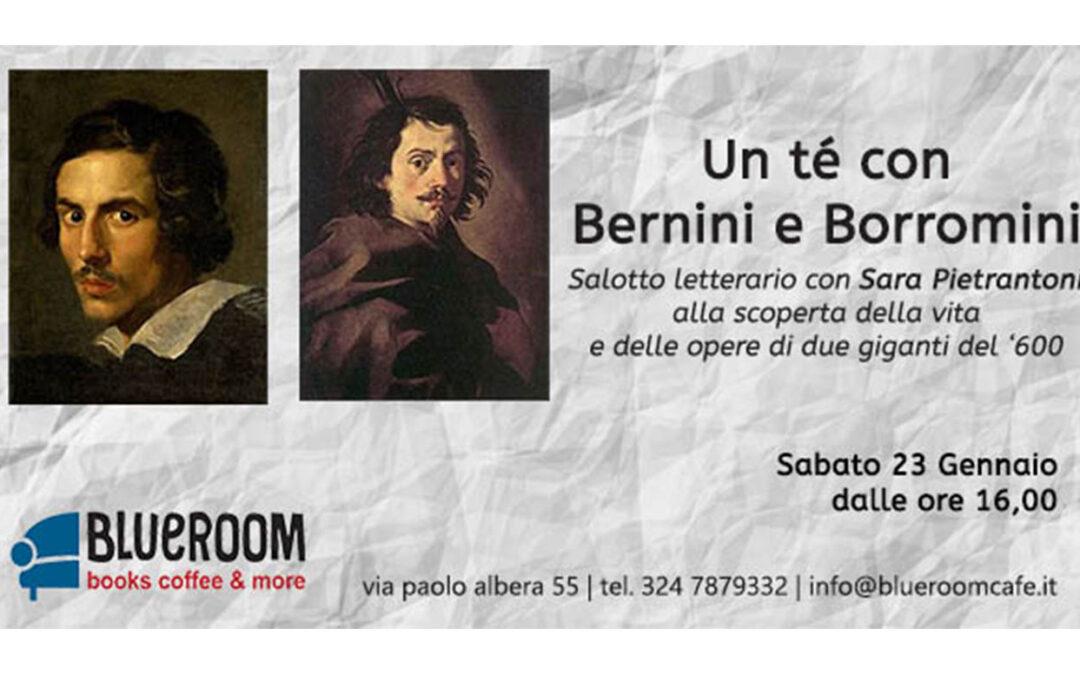 23 GEN | Un té con Bernini e Borromini: geni e rivali