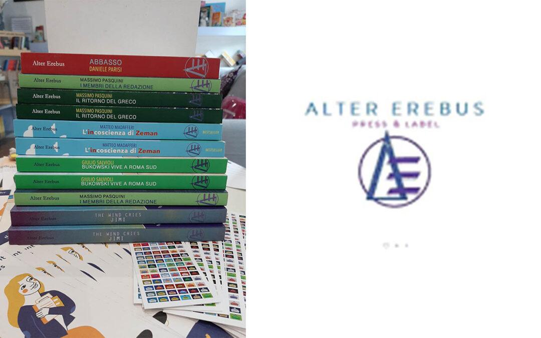 ALTER EREBUS | editore del mese