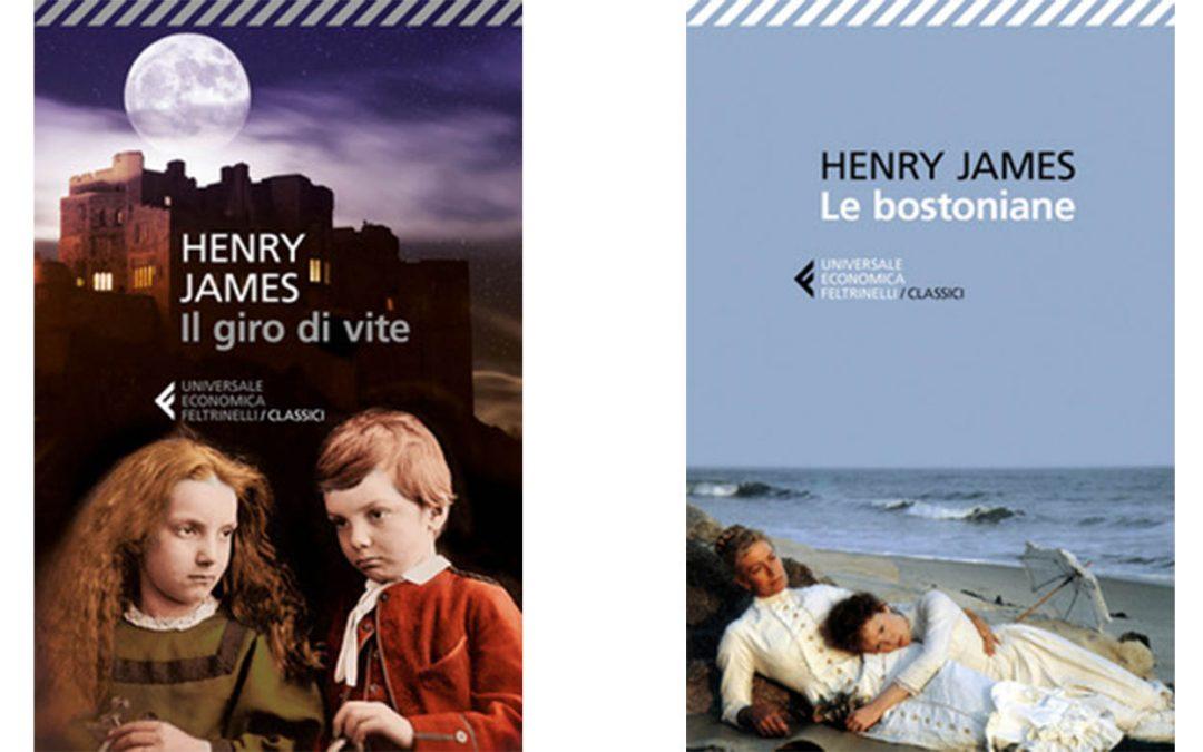 I romanzi di Henry James