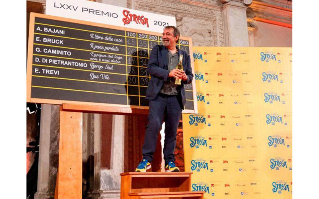 Premio Strega 2021: vince Due Vite di Emanuele Trevi