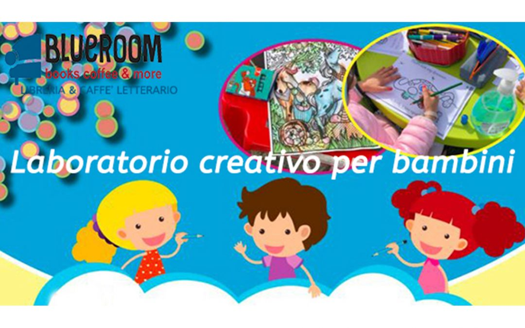 30 SET | Laboratorio creativo per bambini