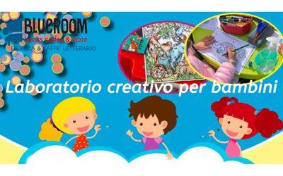 30 SET   Laboratorio creativo per bambini