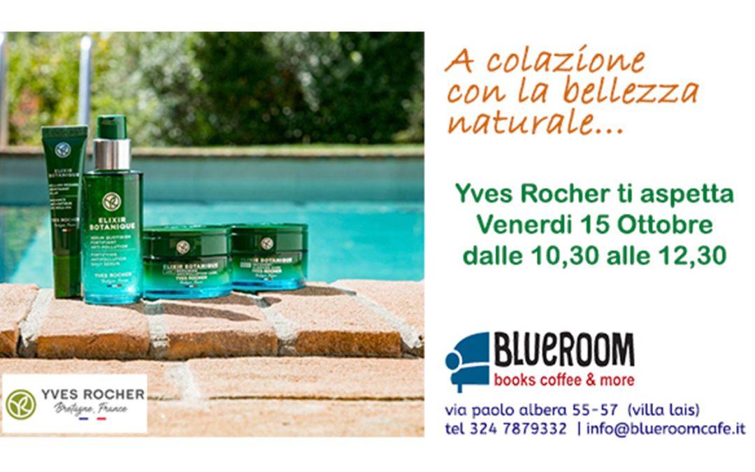 15 OTT | A colazione con… Yves Rocher