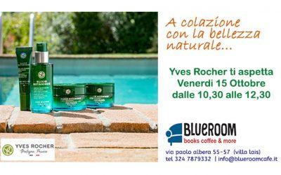 15 OTT   A colazione con… Yves Rocher